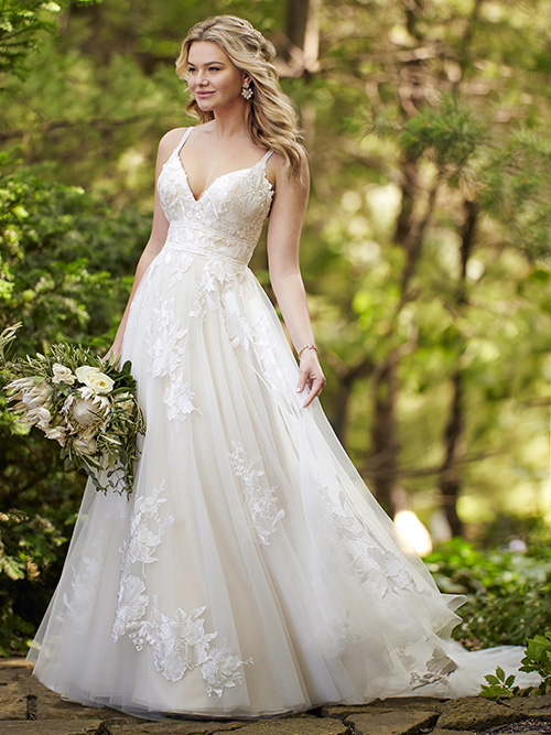 A Line Casual Boho Wedding Dress With Modern Details Foreverness Bridal Boutique Devoted To Your Happiness,Wedding Plus Size Dresses